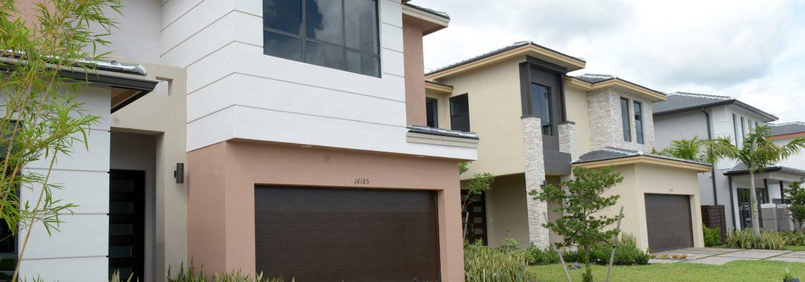 La venta de casas nuevas cae un 10,4 % en diciembre