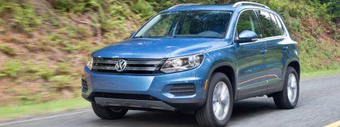 Volkswagen Tiguan. Enamora por su manejo