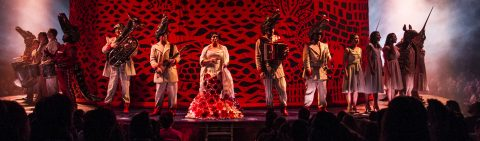 LUZIA Dazzles with Waking Dream of Mexico – Bay Area Artists Splash and Shine in LUZIA