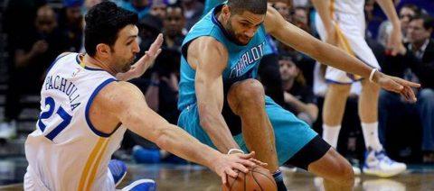 Warriors imponen marca; crisis de Cavaliers; brillan Westbrook y Marc Gasol