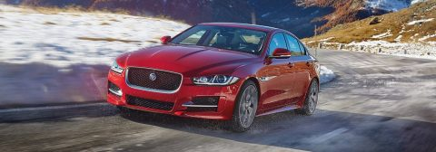El nuevo Jaguar XE le enseña los colmillos a BMW