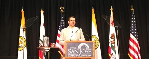 "Mayor Liccardo Unveils San Jose's ""Tale of One City"" in his 3rd State of the City Address"
