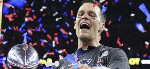 34-28. Patriots ganan quinto título con remontada histórica