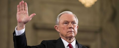US Senate confirms Jeff Sessions as attorney general
