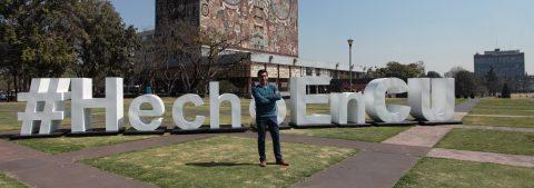 Estudiante mexicano participará en misión que imitará condiciones de Marte