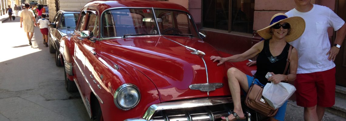 Autos clásicos en Cuba. La historia escondida bajo el capó