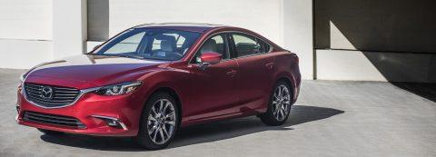 Mazda 6, primero con tecnología de control de vector G.