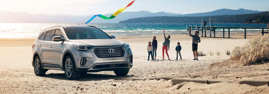 Hyundai presenta un Santa Fe más seguro
