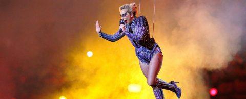 Así fue el millonario show de Lady Gaga en el Super Bowl 2017