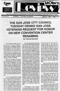 san jose city council meeting City of san jose, office of the city clerk home page.