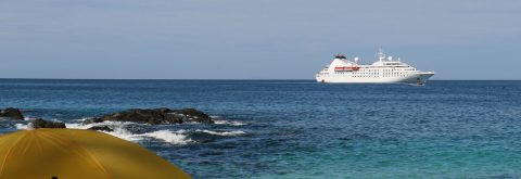 US cruise ship Star Pride includes Panama's Cebaco Island on its route