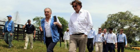 Norway, Netherlands support implementing peace agreement in Colombia
