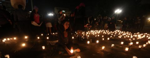 Guatemala announces national mourning over shelter fire deaths