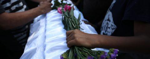 Guatemala president: Child shelter tragedy not a state crime