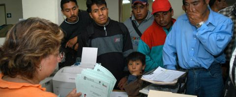Canadá recibió a 23.790 jornaleros mexicanos en 2016