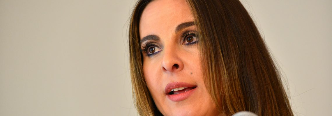 """Mexican actress tied to """"El Chapo"""" says she faces new legal case in homeland"""