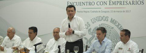 Gobierno de México inicia programa de atención a repatriados desde EE.UU.