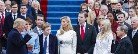 Servicio Secreto pide 60 millones extra para protección de la familia Trump
