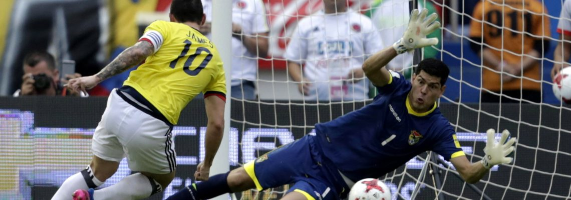 Colombia tops Bolivia 1-0 in World Cup qualifier