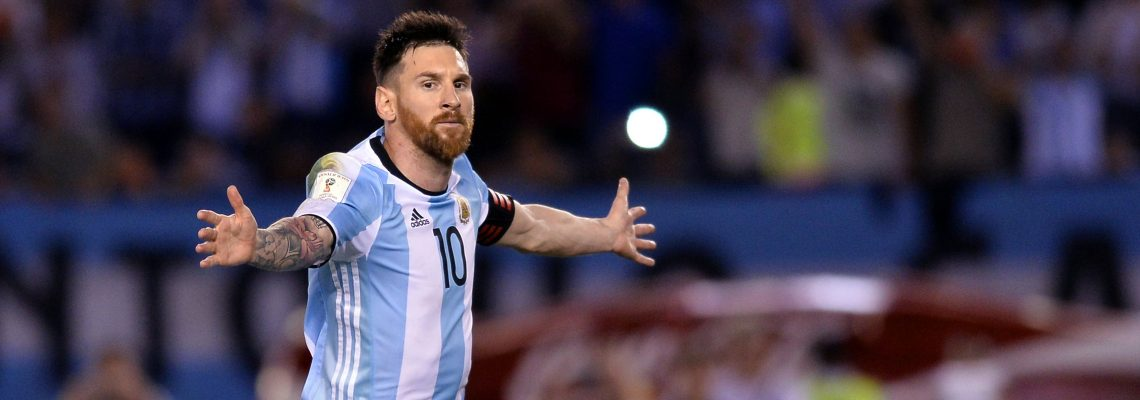 Messi's goal takes Argentina to qualification zone