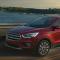 The new 2017 Ford Escape