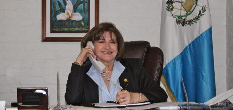 MENSAJES CONSULARES IMPORTANTES de Patricia Lavagnino, Cónsul General de Guatemala en San Francisco