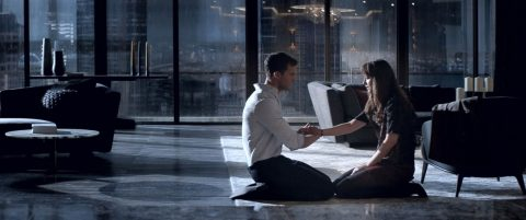 FIFTY SHADES DARKER AVAILABLE ON BLU-RAY™, DVD AND ON DEMAND MAY 9, 2017