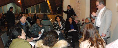 La Diócesis de San José, PACT y Caridades Católicas unidas en apoyo de los inmigrantes que carecen de documentos migratorios para vivir en el Área de la Bahía