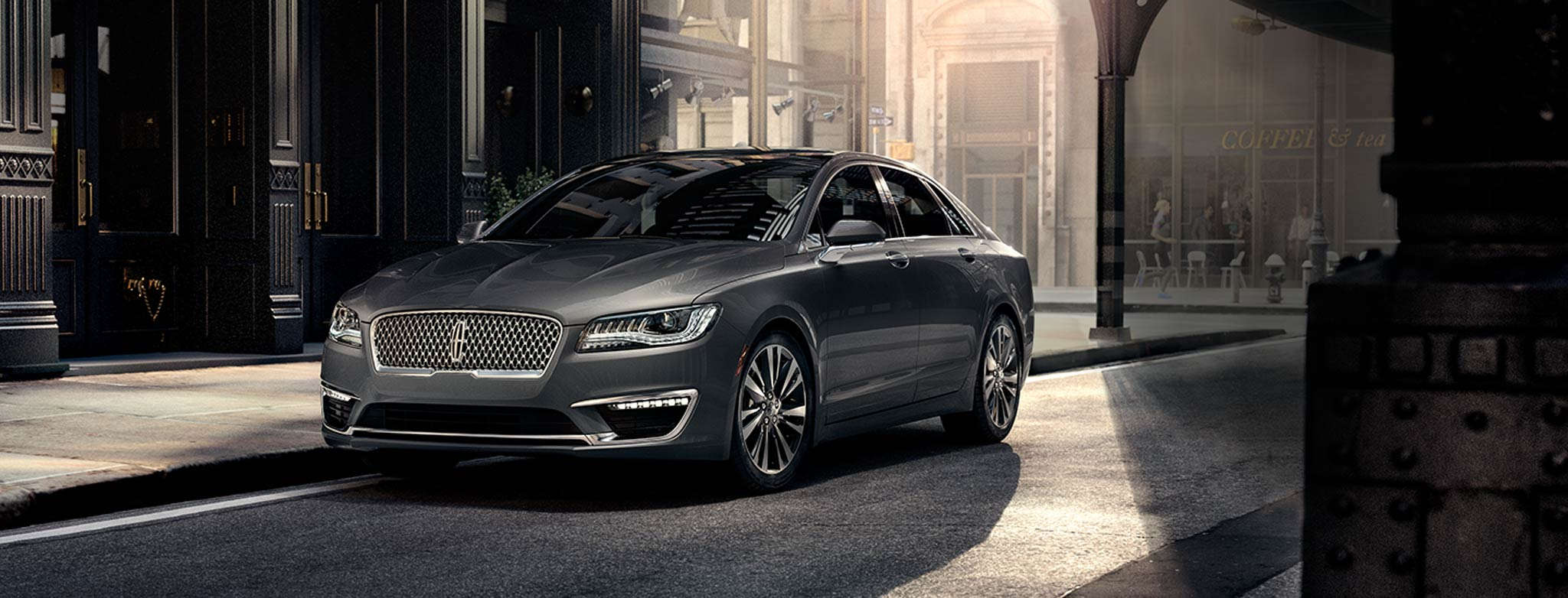 the new 2017 lincoln mkz hev. Black Bedroom Furniture Sets. Home Design Ideas