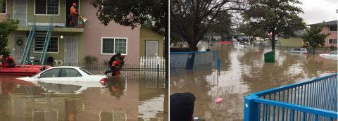 City Leaders appeal to the Community to help house displaced flood victims