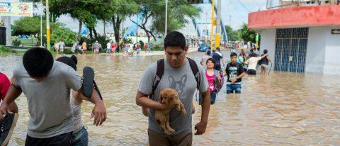 Trump offers Peru's president assistance after floods