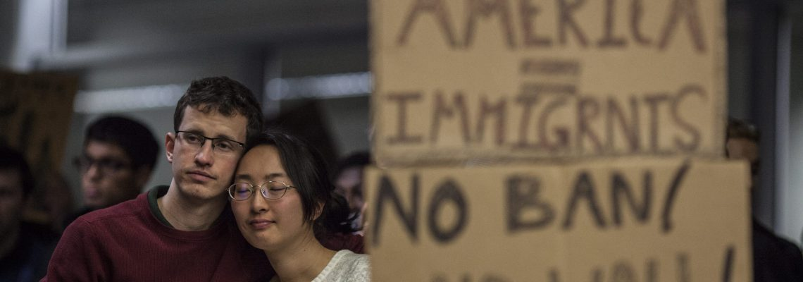 Judge blocks Trump order to deny federal funds to sanctuary cities