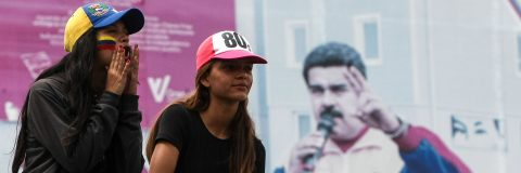 Maduro: 29 people killed in Venezuela protests
