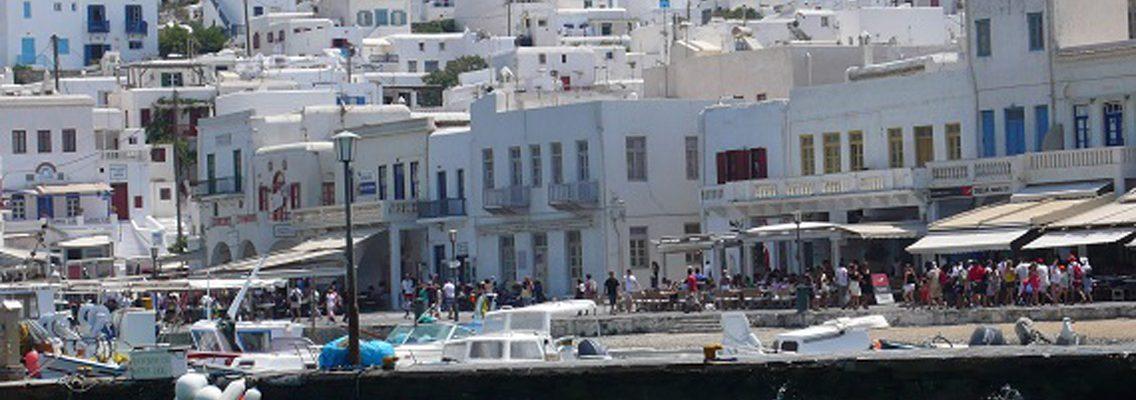 Delos, Greece's holy island