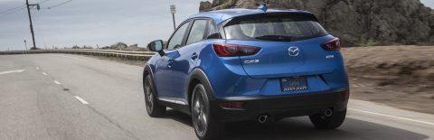 """Mazda CX-3. Ostentando el epíteto… """"compacto"""""""