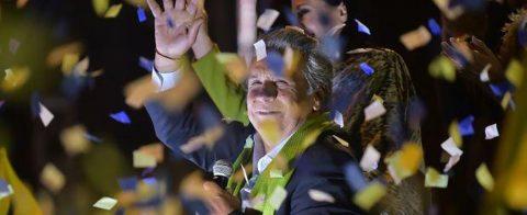 Moreno gana la Presidencia de Ecuador, según conteo rápido