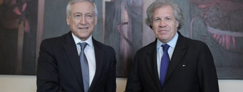 Chilean foreign minister aims for excellent relations with Trump