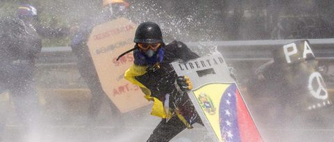 Death toll in Venezuelan protests rises to 39