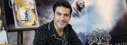 Mexican singer Carlos Rivera says making music is making love