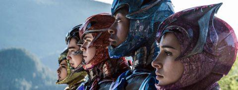 ¡Es la Hora de la Transformación! Saban's Power Rangers Llega en Digital HD, DVD y Bajo Demanda en Junio de 2017