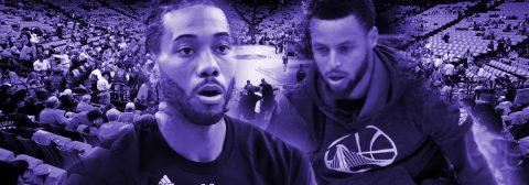 113-111. Warriors desmoralizan a Spurs tomando el triunfo en sus manos en el primer juego de la Conferencia Oeste