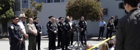 Four People, including gunman, die in California shooting
