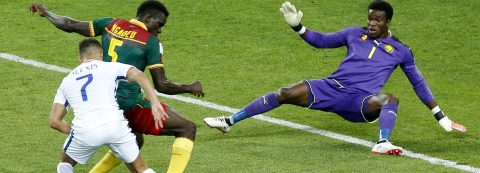 Chile defeats Cameroon 2-0 in Confederations Cup action