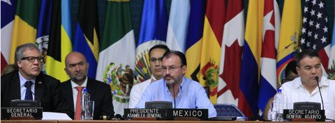 Mexico determined to find agreement on Venezuelan crisis