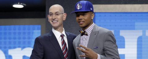 Sixers take Fultz with No. 1 pick; Bulls trade Butler to Timberwolves