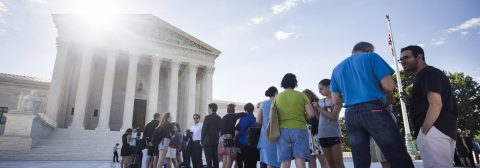 Supreme Court agrees to review rulings on Trump's travel ban