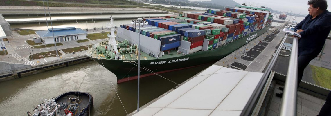 US nat-gas surge proves a boon to expanded Panama Canal