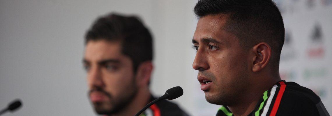 """El """"Tricolor B"""" comienza los amistosos de preparación para la defensa del título de Copa Oro"""