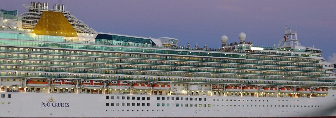 Cruise lines turn ships into seagoing camps