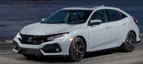 Honda Civic hatchback Sport: Sencillez honesta y disfrutable